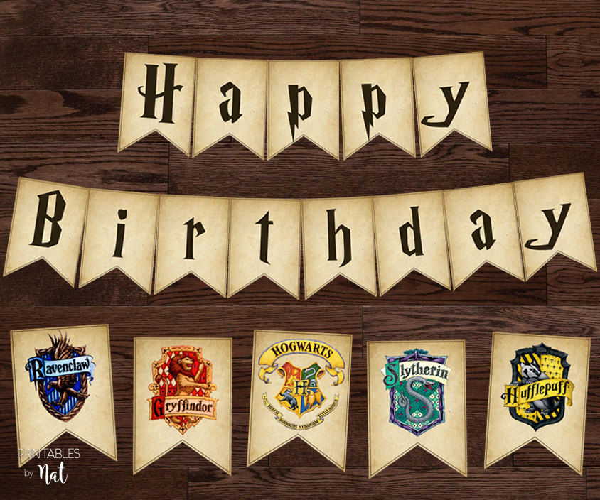 World of Potter anniversary