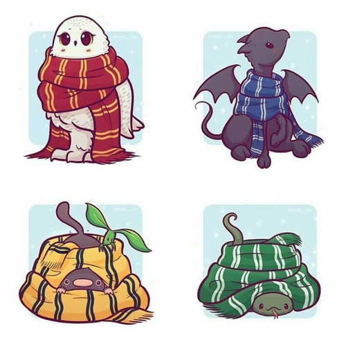 The Pets of Hogwarts
