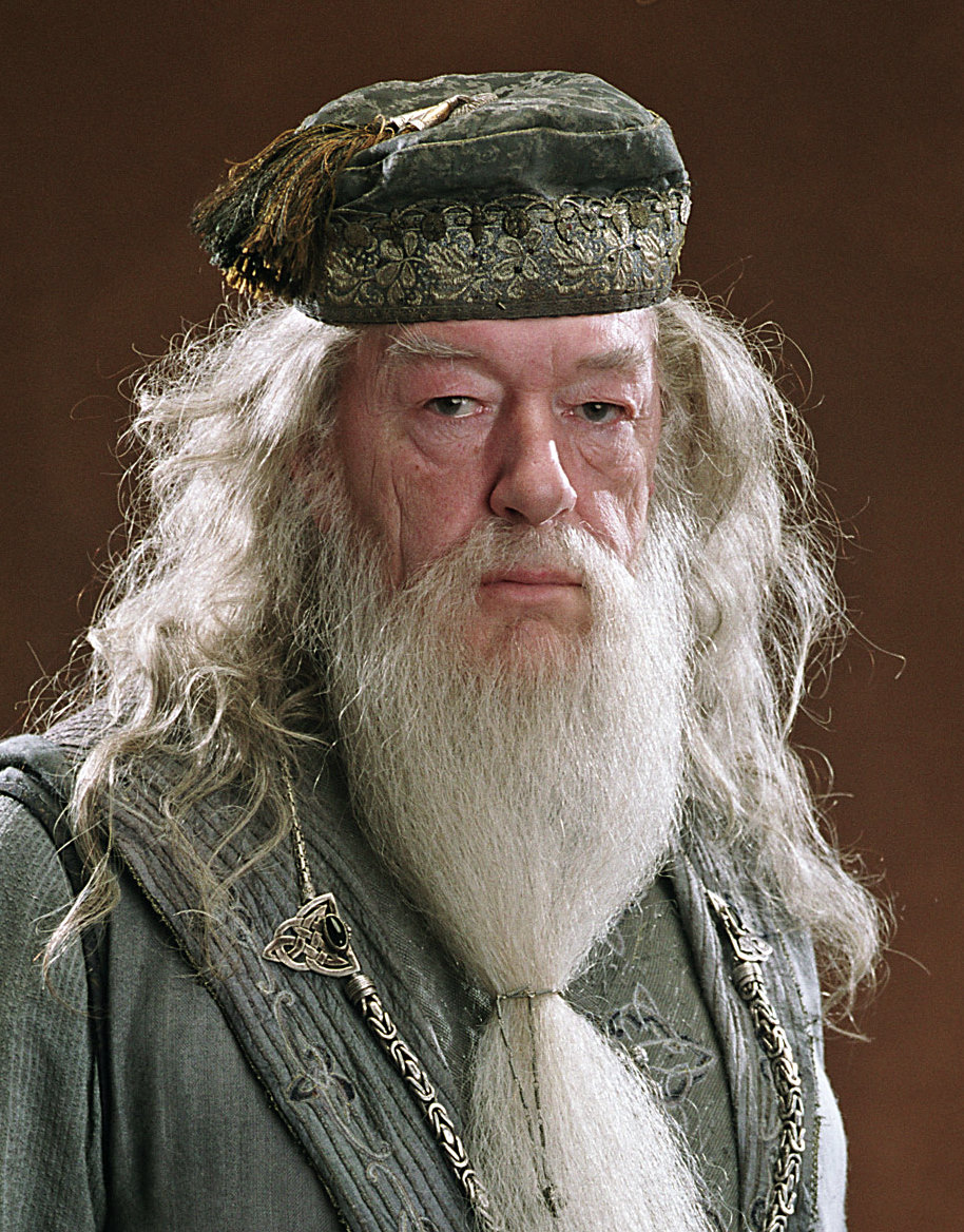 Characters through the story - Albus Dumbledore