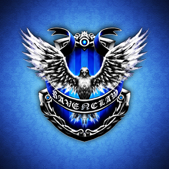 House Pride Week #4 Ravenclaw